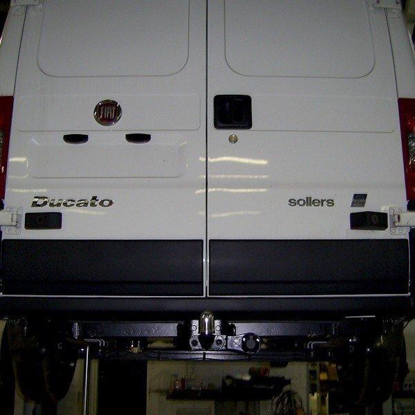 Фаркоп Peugeot (Пежо) BOXER III FURGON L4 (2006-) без электрики, БАЛТЕКС, 17226121