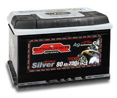 "Батарея аккумуляторная ""SILVER"""