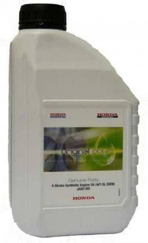 Моторное масло HONDA Originel power, 5W-30, 0.6л, 08221-777-060HE