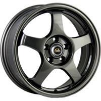 Колесный диск Cross Street СR-09 6x15/4x100 D74.1 ET40 насыщенный темно-серый (GM)