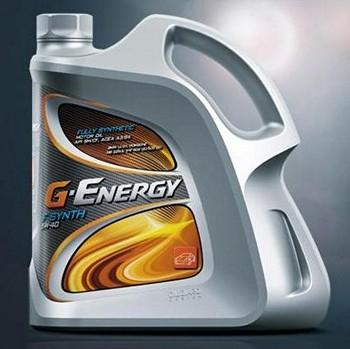 Моторное масло G-ENERGY Expert L, 5W-40, 4л, 4630002597510