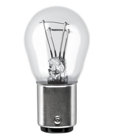Лампа ORIGINAL LINE, 12 В, 21/4 Вт, P21/4W, BAZ15d, OSRAM, 7225