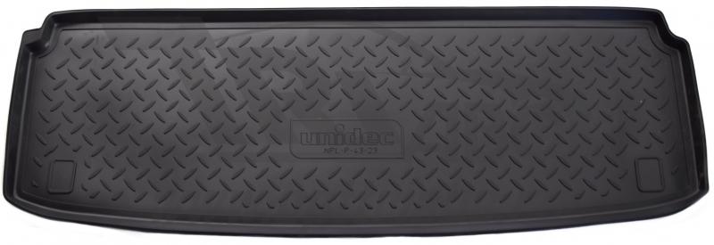 Коврик багажника для Kia Mohave (7 мест) (2009), NPLP4323