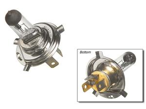 Лампа Trucklight + 100, 24 В, 75/70 Вт, H4, P43t, BOSCH, 1 987 302 741