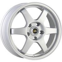 Колесный диск Cross Street СR-08 6x14/4x98 D58.6 ET35 серебристый (S)