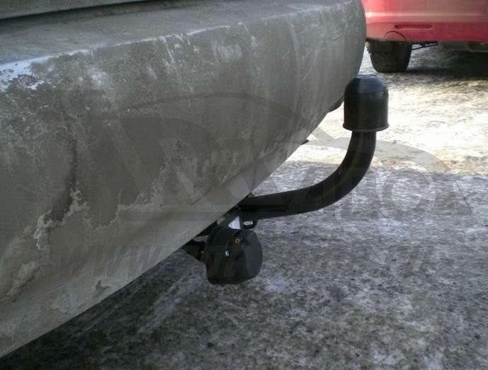 Фаркоп для Hyundai Accent (2000/1-2006) ., BOSAL, 4221A