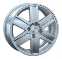 Колесный диск Ls Replica NS116 5.5x14/4x100 D60.1 ET43 серебристый (S)