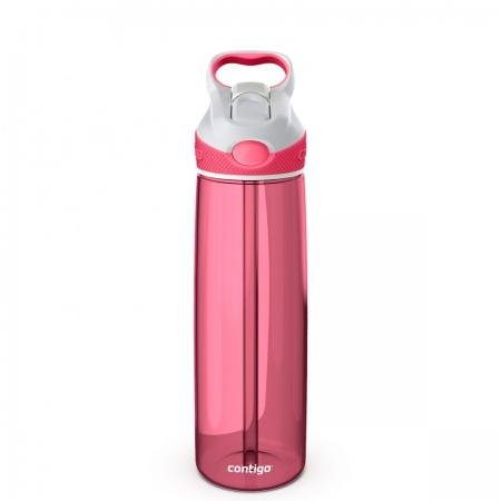 Бутылка для воды с носиком для питья Contigo Addison, розовая, 750 мл, 10000201