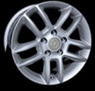 Колесный диск Ls Replica OPL7 6x15/4x100 D72.6 ET45 серебристый (S)