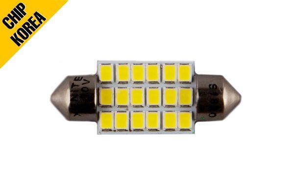 Лампа светодиодная салонная XENITE T11 (9-30V) (Яркость 350 Lm) упаковка 1шт., 1009329
