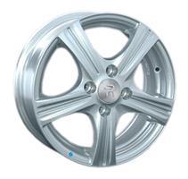 Колесный диск Ls Replica GM38 5.5x14/4x100 D57.1 ET45 серебристый (S)