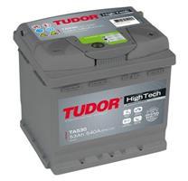 Аккумулятор TUDOR High-Tech 53 А/ч TA530 ОБР. 207x175x190 EN 540