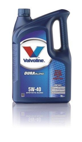 Моторное масло VALVOLINE DuraBlend Diesel, 5W-40, 5л, VE12511