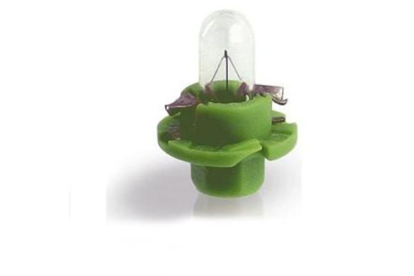 Лампа, 12 В, 1,3 Вт, BX8,4d, PHILIPS, 12611 CP