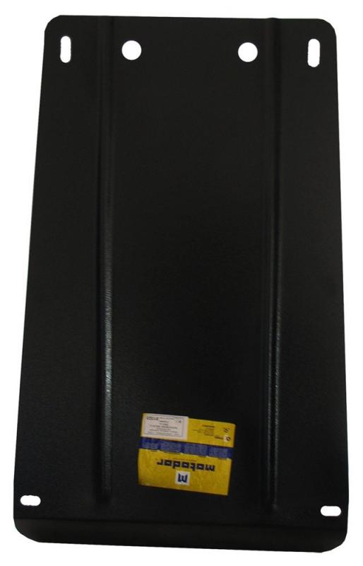 Защита картера двигателя, радиатора Mitsubishi Delica 1993-2006 V = 3,0 (сталь 2 мм), MOTODOR01323