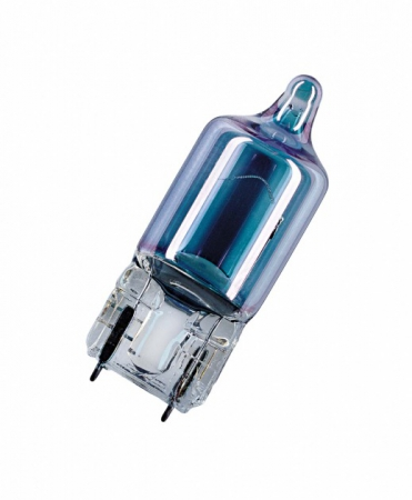 Лампа накаливания COOL BLUE INTENSE, 12 В, 5 Вт, OSRAM, 2825HCBI02B