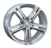 Колесный диск Ls Replica VW46 6.5x16/5x112 D57.1 ET42 серебристый (S)