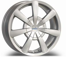 Колесный диск Devino EMR 452 6.5x15/5x108 D74.1 ET45 серебро (SS)
