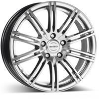 Колесный диск Enzo 103 7x16/5x108 D70.1 ET48 серебро (S)