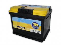 BAREN 7903163 PROFI_аккумуляторная батарея! 19.5/17.9 рус 60Ah 510A 242/175/190\\