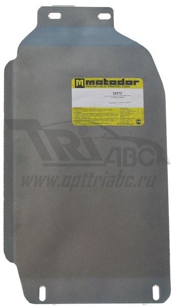 Защита картера КПП Subaru Impreza III 2007-2012 Outback III (BL,BP) 2003-2009 Outback IV 2009- V= вс