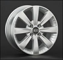 Колесный диск Ls Replica Ki11 6x15/4x100 D66.6 ET45 серебристый (S)