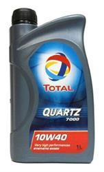 Моторное масло TOTAL QUARTZ 7000, 10W-40, 1л, 201528