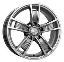 Колесный диск Кик ДИКСОН 7x16/5x114,3 D67.1 ET35 black platinum