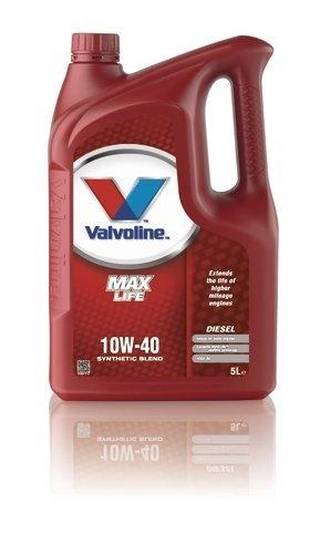 Моторное масло VALVOLINE MaxLife Diesel, 10W-40, 5л, VE18031