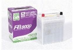 """Батарея аккумуляторная """"FB9000"""" 43А/ч"""