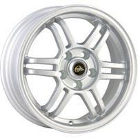 Колесный диск Cross Street CR-10 6.5x16/4x108 D63.3 ET37.5 серебристый (S)