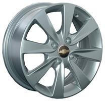 Колесный диск Ls Replica GM42 6x15/4x100 D70.1 ET45 серебристый (S)
