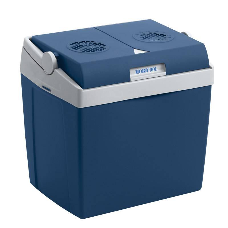 Автохолодильник MOBICOOL T26 AC/DC, 25л, охл., пит. 12/220В, 9103500874