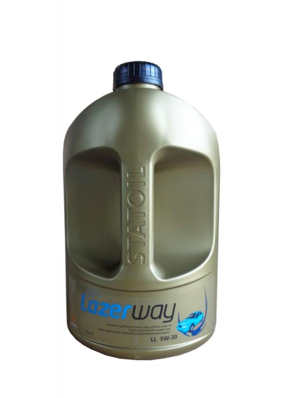 Моторное масло STATOIL LAZERWAY LL, 5W-30, 4л, 1000895