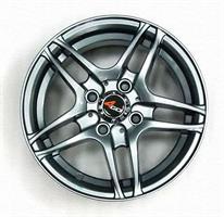 Колесный диск 4go 540 5.5x13/4x98 D57.1 ET38 тёмно-серый (GM)