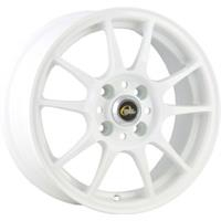 Колесный диск Cross Street СR-07 6.5x16/4x108 D66.6 ET31 белый (W)