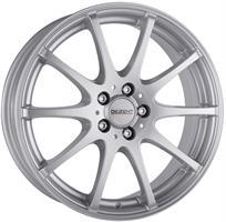 Колесный диск Dezent V 7x16/4x100 D70.1 ET38 серебро (S)