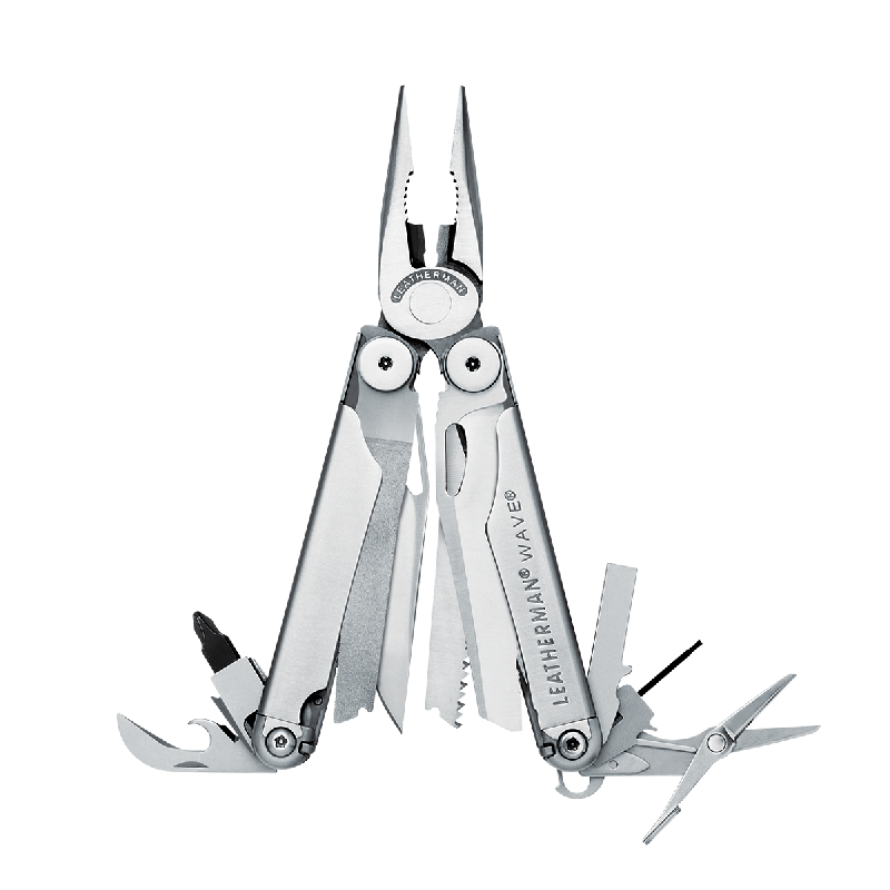 Мультитул Leatherman Wave (Вейв), 830078