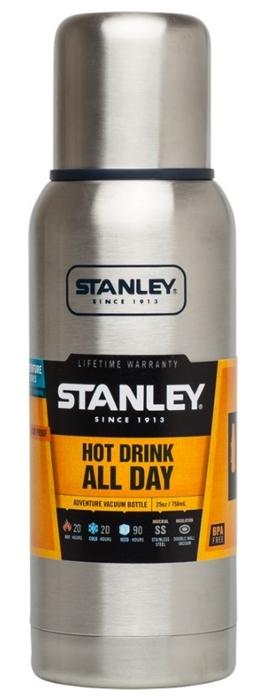 Термос STANLEY Adventure 0,75 L Стальной, 1001562017