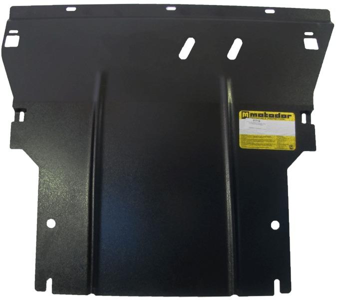 Защита картера двигателя, КПП Renault Grand Scenic II 2003-2009 Renault Scenic II 2003-2009 V= все (