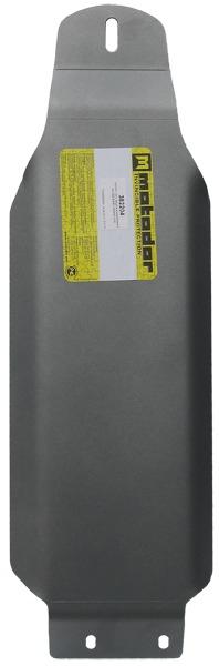 Защита картера ЗДФ Subaru Impreza III Sedan 2008-2012 V=2,5i (алюминий 8 мм), MOTODOR382204