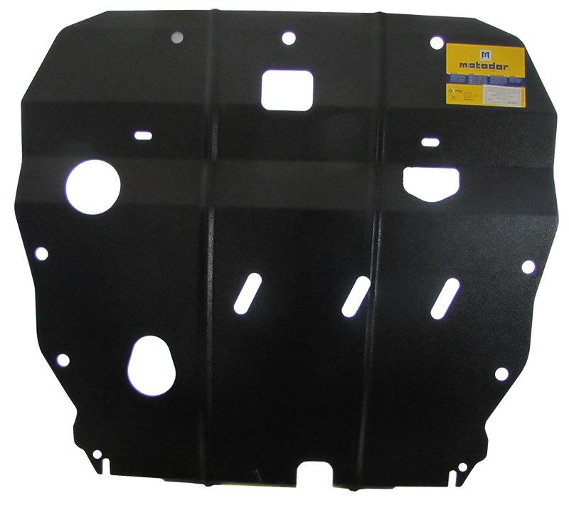 Защита картера двигателя, КПП Hyundai Elantra III 2000-2006 Hyundai Elantra XD 2008-2010 V= все (ста
