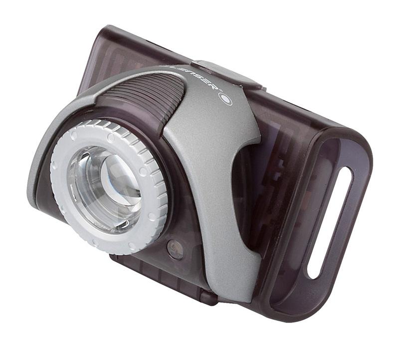 Фонарь LED Lenser SEO B5R серый, 9005RG