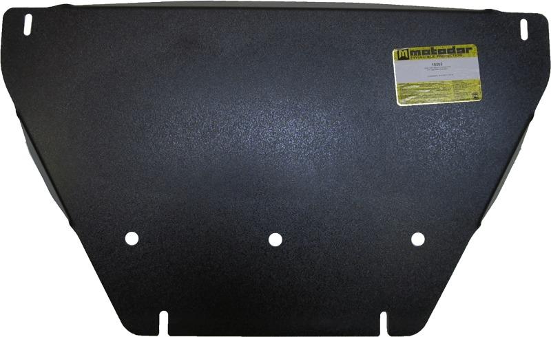Защита картера КПП Jeep Grand Cherokee II (WJ) 1999-2004 V=4,7 (сталь 3 мм), MOTODOR15202