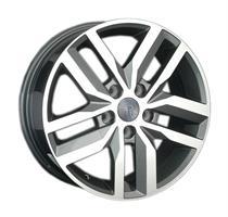 Колесный диск Ls Replica VW139 6.5x16/5x112 D57.1 ET33 насыщенный темно-серый полностью полированный
