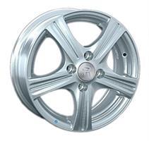 Колесный диск Ls Replica KI54 5.5x14/4x100 D70.1 ET46 серебристый (S)