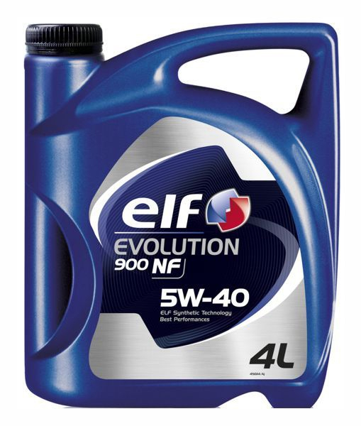 Моторное масло ELF Evolution 900 NF, 5W-40, 4л, RO196146