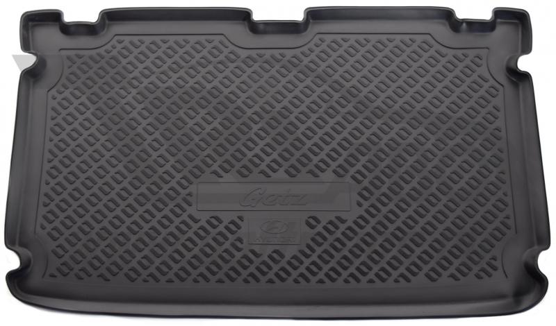 Коврик багажника для Hyundai Getz (2002-), NPLP3110
