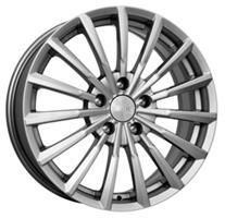 Колесный диск Кик АКЦЕНТ АЛМАЗ 7x17/5x114,3 D71.6 ET60 platinum