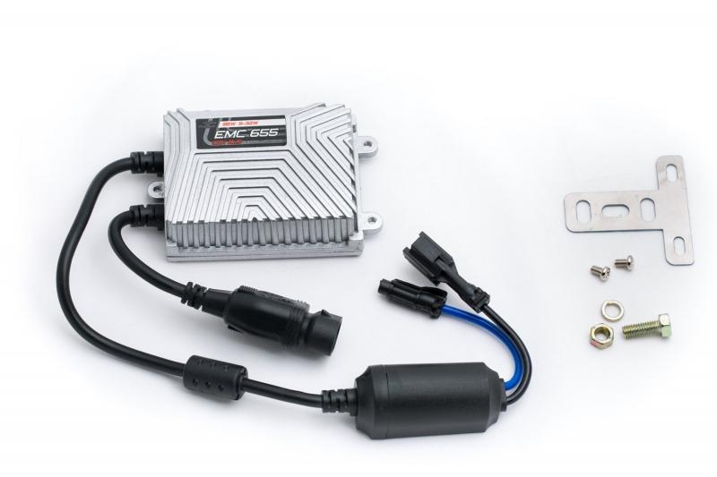 Блок розжига Optima Premium, 55 Вт, 9-32 В, EMC655